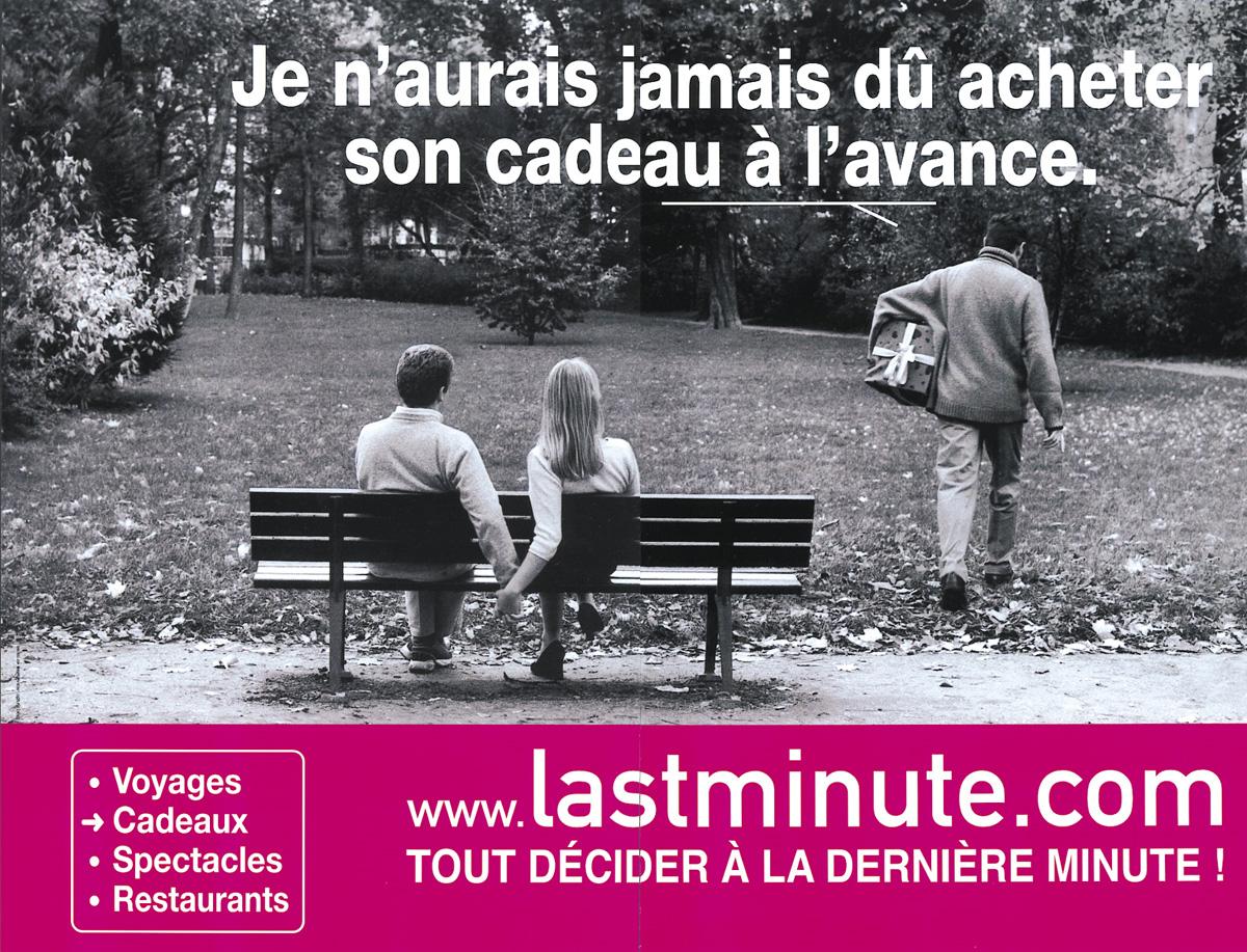 Lastminute.com - Bon Angle